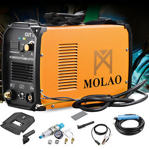 110 220v Cut 50 Plasma Cutter Digital Inverter Dual Voltage Cutting Machine
