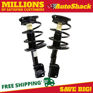 Front Complete Strut Assembly Pair For 2013 Nissan Altima