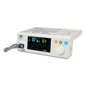 Nellcor Spo2 Pm100n Bedside Monitor System