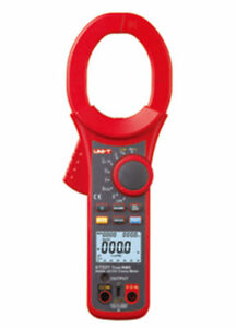 Ut221 True Rms Digital Clamp Meter Dc Ac Volt Amp Ohm Frequency Test Ut 221
