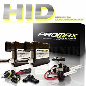 Chevrolet Tahoe 1995 2018 Hid Xenon Headlight Fog Conversion Kit 6000k 8k Light