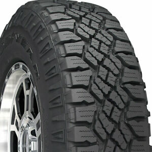 4 New 285 75 18 Goodyear Wrangler Duratrac 75r R18 Tires 38691