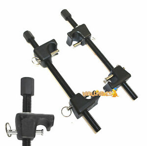 2pc Macpherson Struts Shock Absorber Coil Spring Compressor Car Garage Tools
