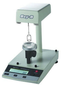 Automatic Surface Interfacial Tensiometer Platinum Ring Method Bzy 102 Tension
