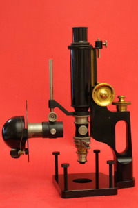 Bausch And Lomb B l Surface Microscope Bhm From 1917