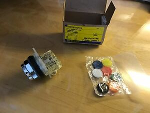 Push Button Operator By Square D Schneider Electric Part Number 9001kr1uh13