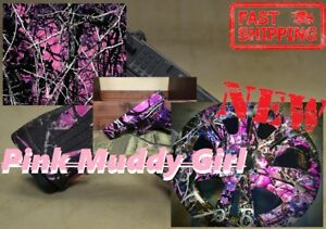 Dipping Hydrographics Film Water Transfer Printing Muddy Girl Camo 393x39 Pink