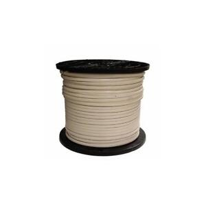 Southwire 14 2 Non Metallic Electrical Wire Romex Simpull 1000 Ft By Roll White