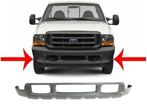 Replacement Front Bumper Valance For 1999 2004 Ford F250 F350 F450 New Free Ship
