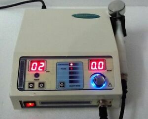 New Prof Ultrasound Therapy Unit 1 Mhz Lymphatic Drainage With Cellu Machine