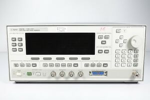 Keysight Used 83623b High power Synthesized Sweeper 0 01 To 20 Ghz agilent