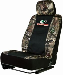 Mossy Oak Infinity Universal Camo Low Back Seat Cover Msc7002