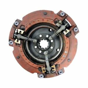 Clutch Plate Double For Massey Ferguson Tractor 175 532321m91