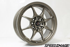Rota Circuit 8 Wheels Bronze 16x7 40 4x100 4x114 3 Civic Integra Miata Mini