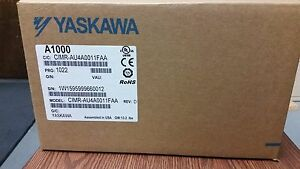 Yaskawa A1000 5hp 7 5hp Vfd Cimr au4a0011faa Variable Frequency Drive Nib