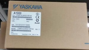 Yaskawa A1000 10hp 14 8 17 5 Amps Cimr au4a0018faa Variable Frequency Drive Nib