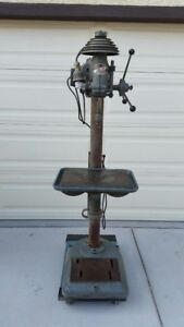 Delta Drill Press Model Dp 600 Circa 1939