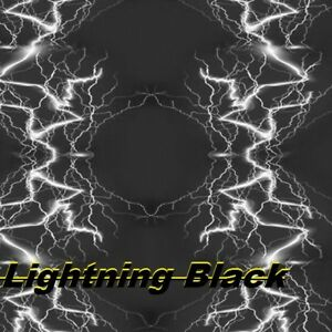 Dipping Hydrographics Film Water Transfer Printing 0 5m X20m Pva Lightning Black