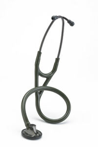 Littmann Master Cardiology Sf Dark Olive L2182 Dolv 27 Steel Finish