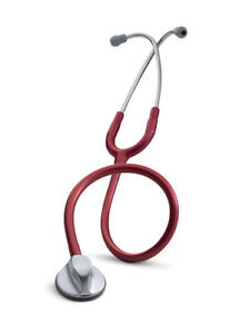 Littmann Master Classic Ii In Burgundy L2146 Bd 27 steel Finish