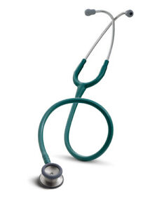 Littmann Classic Ii S e Pediatric Stethoscope Caribbean Steel Finish L2119 Car
