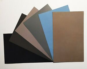 Wet Dry Sandpaper 5 5 X9 12pcs 2each 1500 2000 2500 3000 4000 5000grit