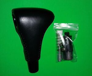 98 02 Oem Genuine Honda Accord Automatic Leather Shift Knob