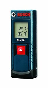 Bosch Glm 10 Laser Measure 35ft New