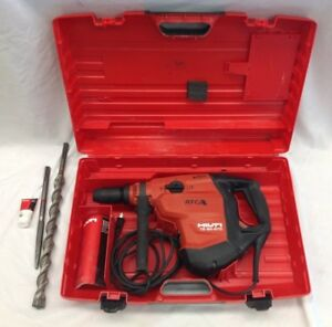 Hilti Te 80 atc Avr Combihammer With Case local Pickup Only