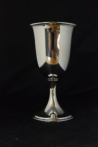 Kirk Son 72 Sterling Silver Goblet S Never Used