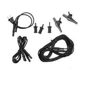 Ideal Electrical Tl 956 Test Lead Set For Suretest Tracers