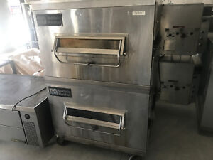 Middleby Marshall Conveyor Pizza Oven Nat Gas must Go offer Model Ps200