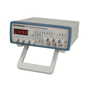 Bk Precision 4012a 5 Mhz 4 Digit Display Sweep Function Generator 220v