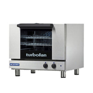 Moffat E22m3 Countertop Electric Turbofan Convection Oven
