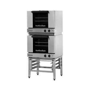 Moffat E22m3 2 Double Stacked Electric Turbofan Convection Oven