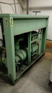 Sullair Compressor With Dryer