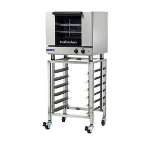 Moffat E23m3 sk23 Electric Turbofan Convection Oven With Sk23 Stand