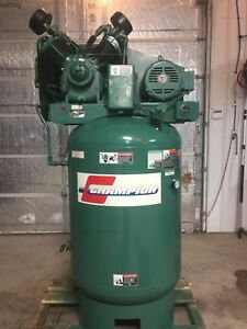 Champion Vr10 12 Air Compressor With Air Dryer