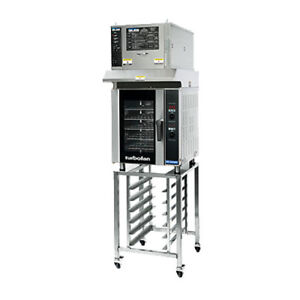Moffat E33d5 ovh33 sk33 Turbofan Convection Oven With Ventless Hood