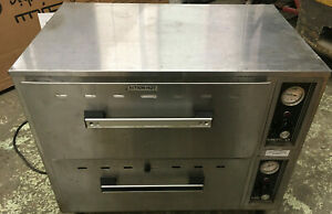 Merco Savory Model Hfs 2 Food Warming Holding Cabinet
