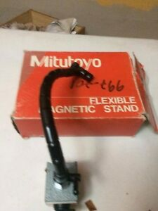 Flexible Magnetic Stand Mitutoyo New