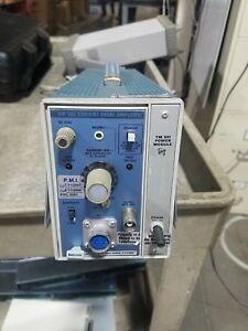 Tektronix Tm501 Power Module Enclosure With Am 503 Current Probe Amplifier