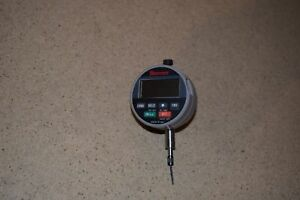 Starrett Electronic Digital Indicator Cat No 2710 0 Range 25 Edp 65810 ht