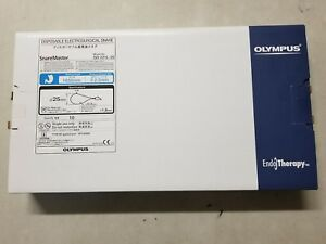 Olympus Disposable Electrosurgical Ref Sd 221l 25 in Date
