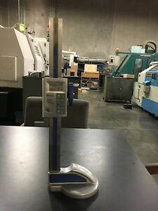 Mitutoyo 570 312 Hds h12 c Absolute Digimatic Height Gage