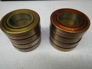 Lot Of 8 New Fafnir 9107npp Bearings