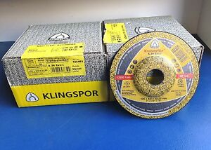 Klingspor 25 X Cutting Disc 125 X 2 5 X 22 23 A 24 Extra Metal