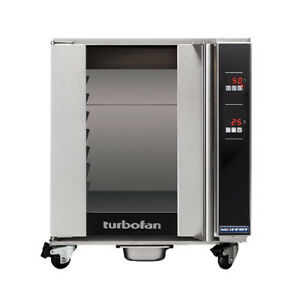 Moffat H8d fs uc Mobile Undercounter Turbofan Holding And Proofer Cabinet
