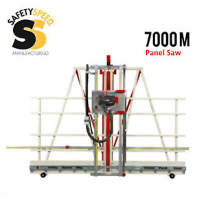 Safety Speed 7000m Panel Saw