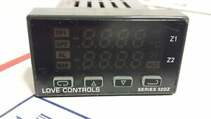 Dwyer Love Controls 32dz1133 Temperature process Controller
